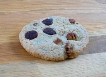 Cookies double crème de la Gruyère et noix de Pécan