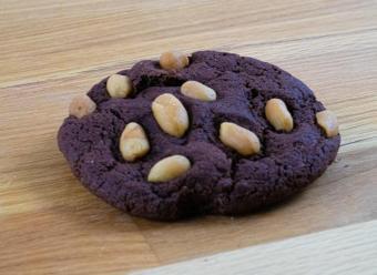 Cookies beurre de Cacahuètes et chocolat